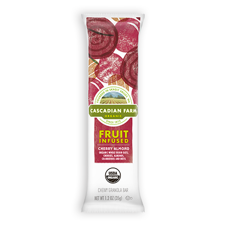 Fruit Infused Bar Cherry Almond